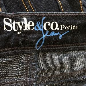 Style & Co Petite Jeans